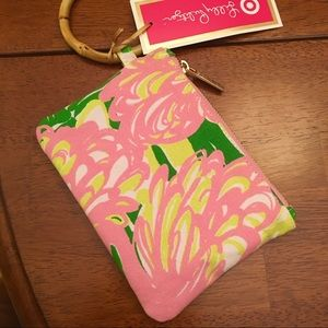 Lilly Pulitzer for Target Fan Dance Purse